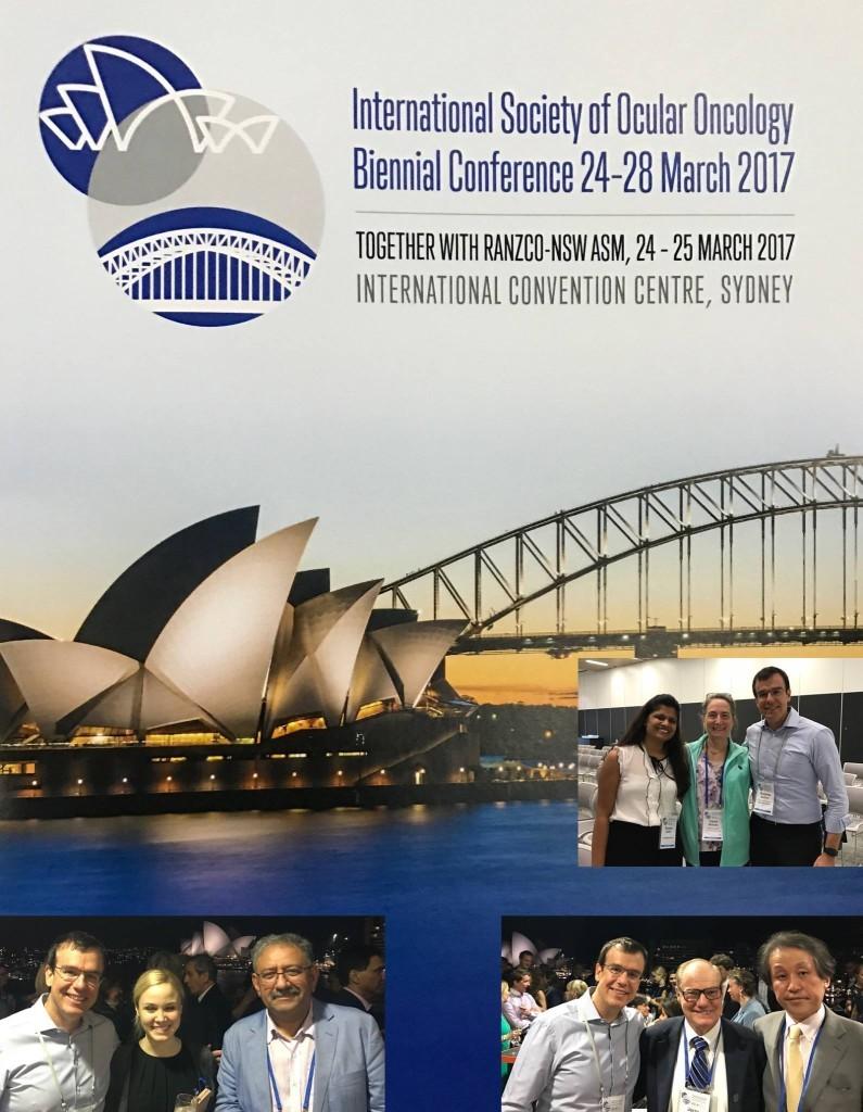 Rubens Belfort palestra no congresso mundial de oncologia ocular