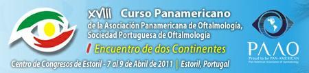 O XVIII Curso Panamericano de Oftalmologia