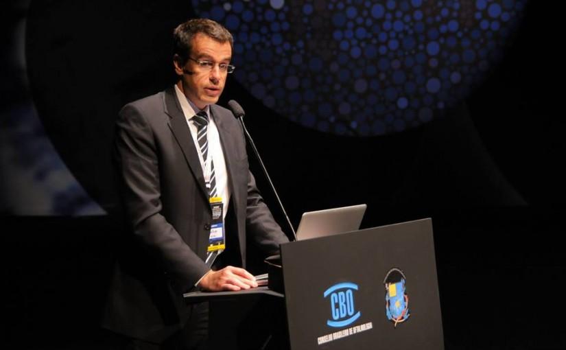 Dr Rubens Belfort Neto é o novo presidente da Sociedade Panamericana de Oncologia Ocular