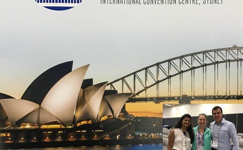 Dr Rubens Belfort Neto palestra na Austrália sobre novo tratamento