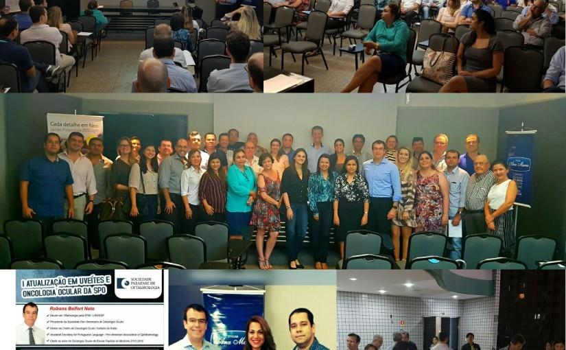 Dr Rubens Belfort Neto ministra curso em Belém do Pará