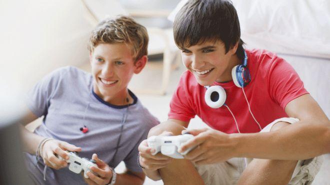 Luz azul, cegueira, videogame e miopia